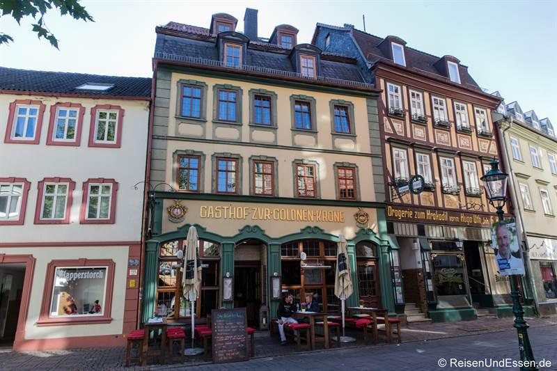 Kneipen in historischen Gebäuden in Fulda