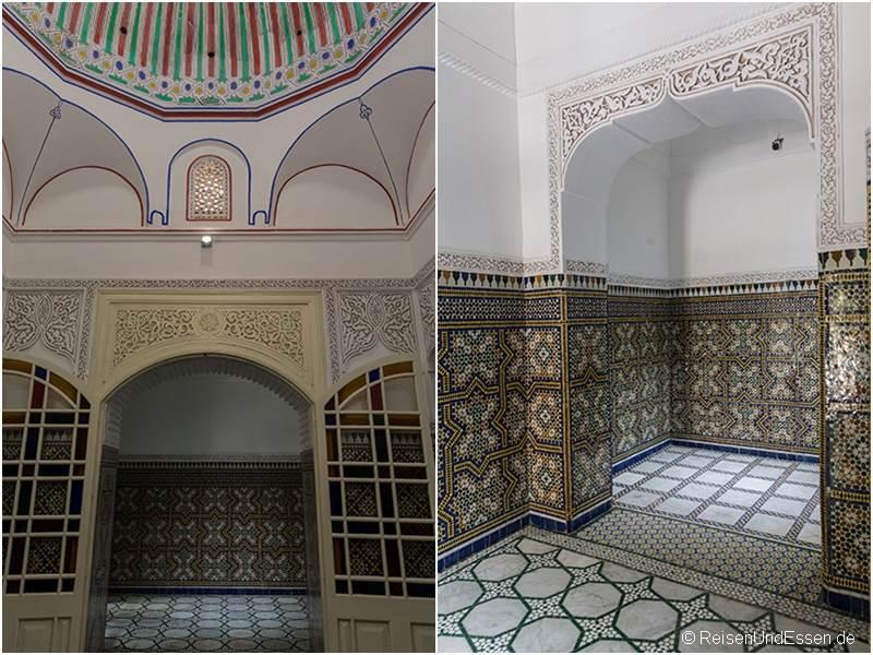 Hamman im Palast El Bacha