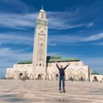 Hassan Moschee in Casablanca – Gigantische Sehenswürdigkeit am Meer