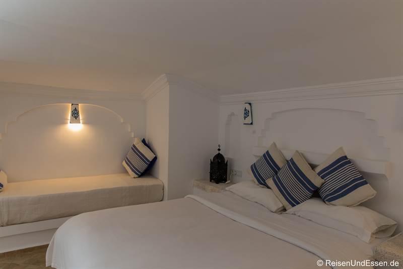 Zimmer im Hotel Al Alba