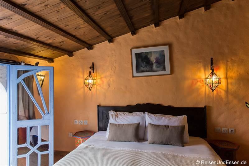 Zimmer im Hotel Dar Chefchaouen
