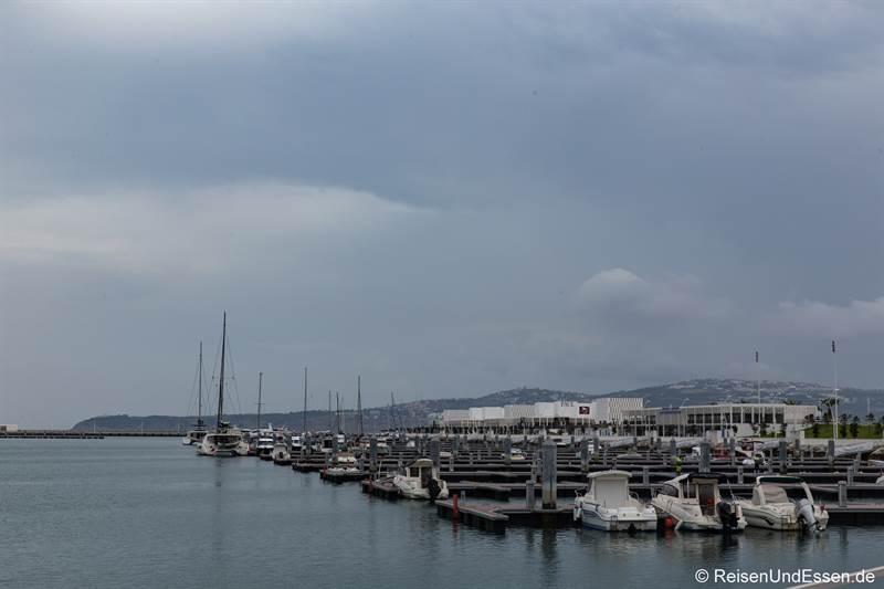 Yachthafen von Tanger