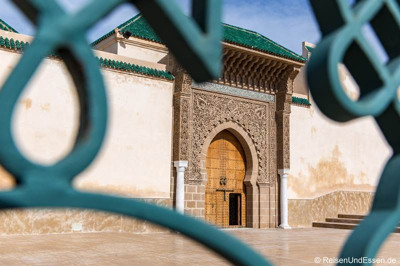 Mausoleum von Moulay Ismail