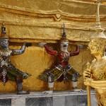 Wat Phra Kaeo (Königspalast) und Chinatown in Bangkok