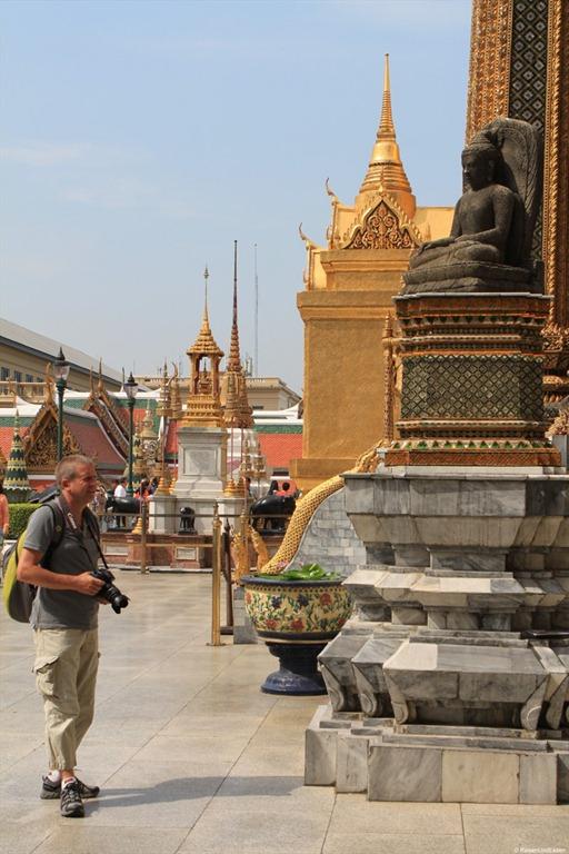 Besichtigung von Wat Phra Kaeo