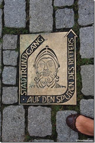 Gengenbach - Auf den Spuren des Ritters
