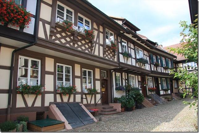 Gengenbach - Fachwerkhäuser