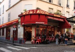 Anreise nach Paris und erster Rundgang (Tag 1)