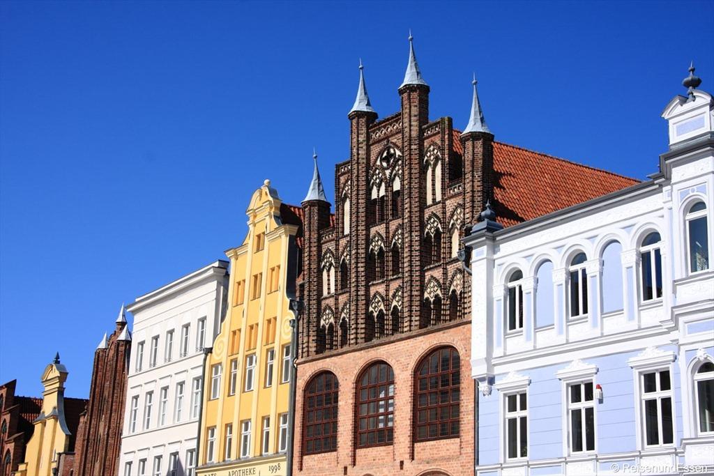 Read more about the article Rückreise von Rügen und Zwischenstopp in Stralsund