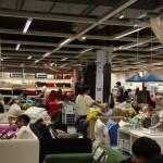 Samstags bei IKEA in Beijing