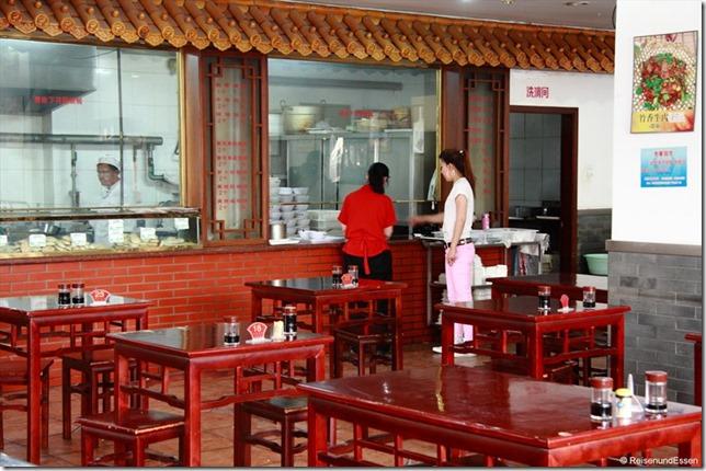 Chinesischer Imbiss