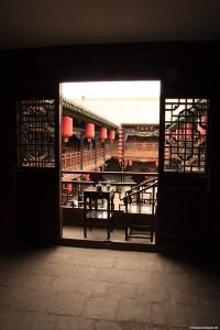 Hotel im alten Stil in Pingyao
