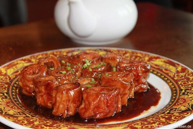 Restaurant Shou He Lou in Qingdao