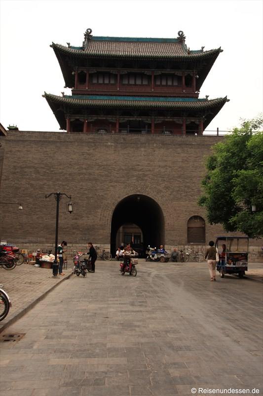 Pingyao - Stadttor