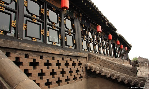 Pingyao - Fenster