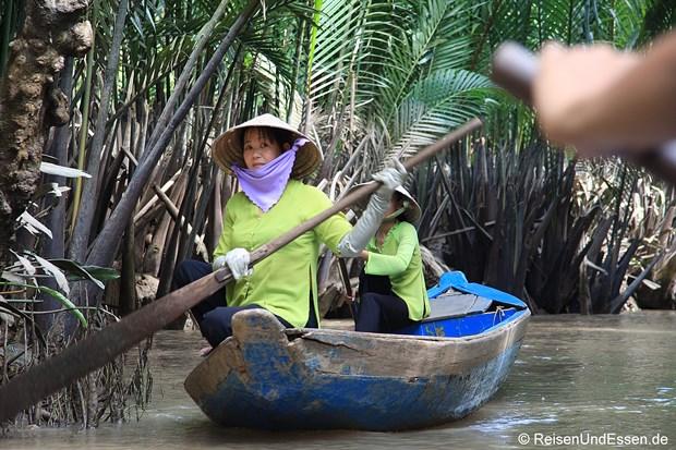 Vietnam - Im Mekong-Delta