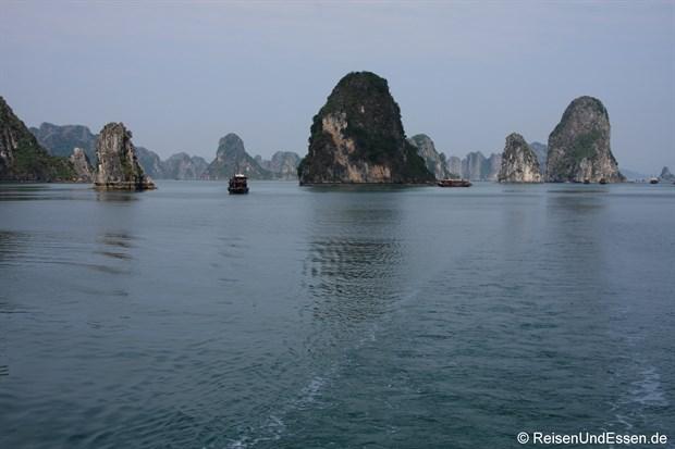 Vietnam - Halong-Bucht