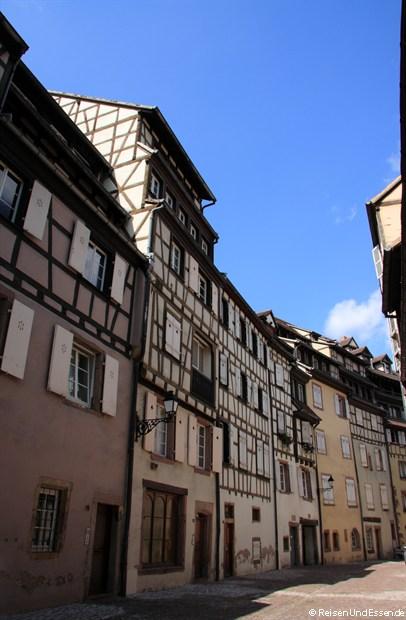Colmar - Gasse in der Altstadt