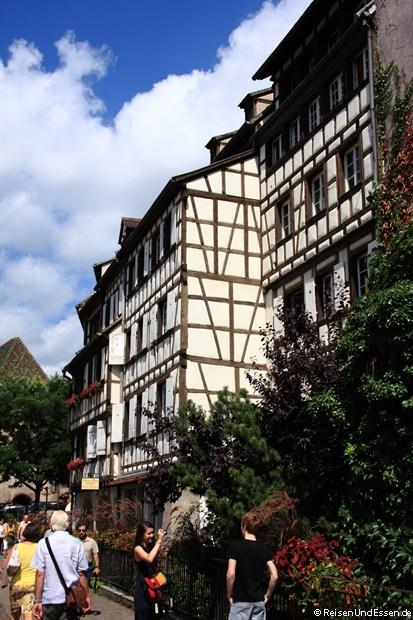 Colmar - Fachwerkhaus in der Altstadt