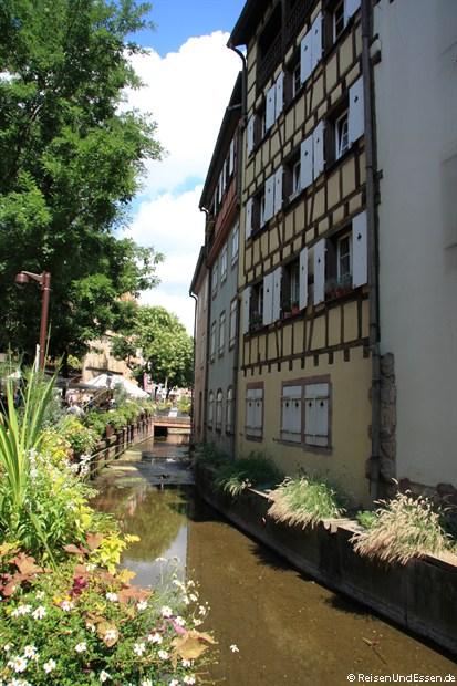 Colmar - Kanal in der Altstadt