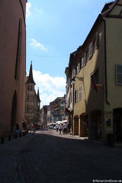 Colmar - In der Grand Rue
