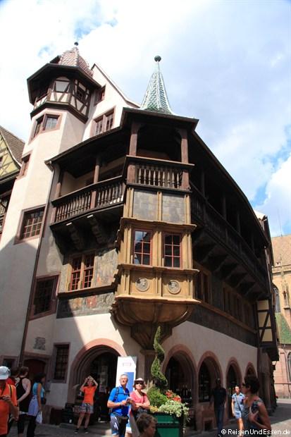 Colmar - Maison Pfister