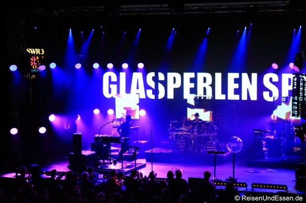 Glasperlenspiel beim SWR3 New Pop Festival