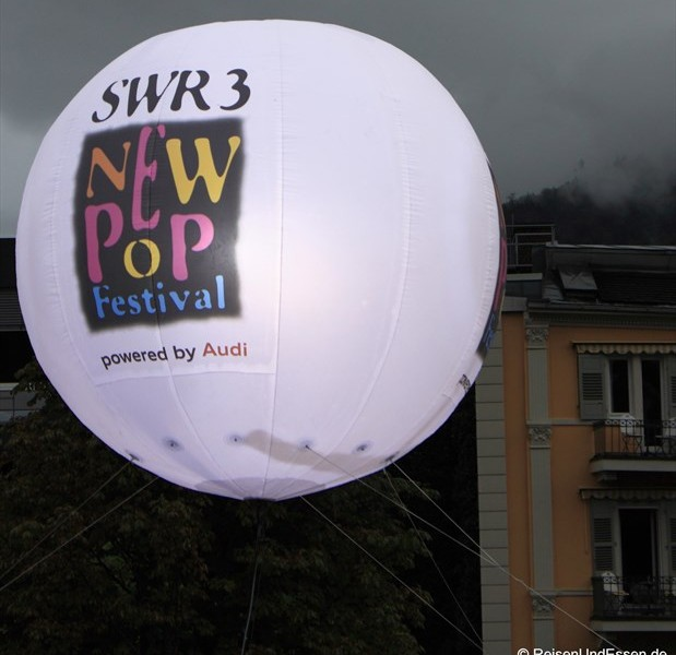 SWR3 New Pop Festival powered by Audi