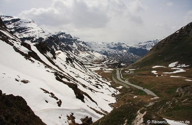 Schweiz - Julierpass