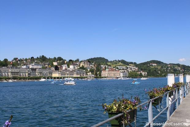 Luzern - Uferpromenade