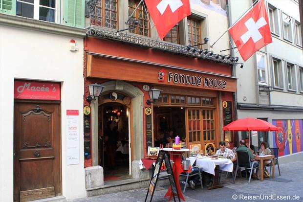 Restaurant in der Altstadt