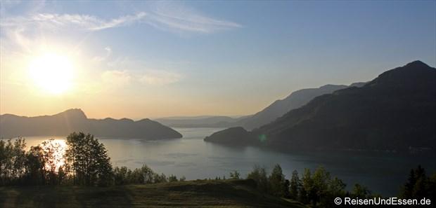 Blick auf den Vierwaldstätter See