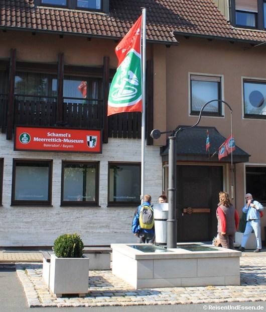 Meerrettichmuseum in Baiersdorf