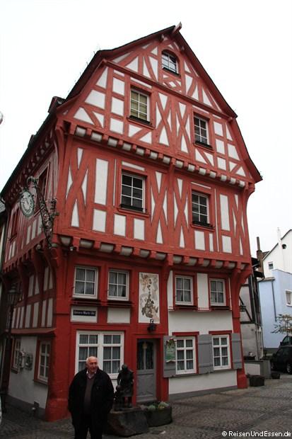 Fachwerkhaus in Boppard