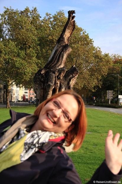 Was war nun das Motiv? Skulptur oder MrsBerry?
