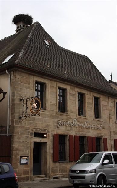 Restaurant Zum Storchennest in Baiersdorf