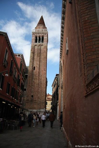 Turm in Venedig