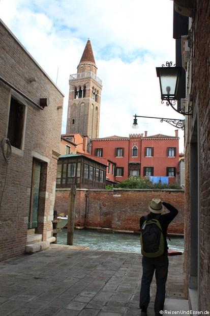Auf Motivsuche in Venedig