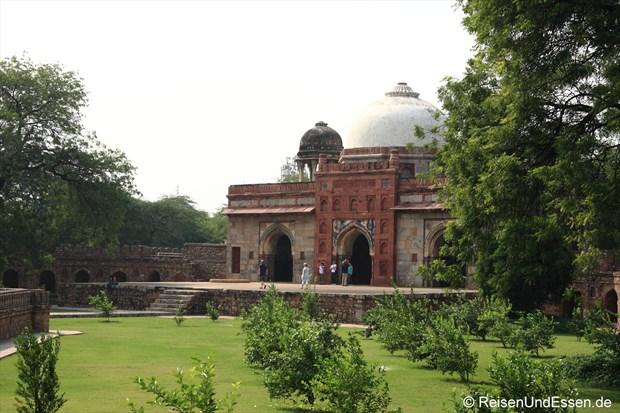 Eingang zum Isa Mausoleum