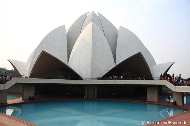 Lotus Tempel in Delhi