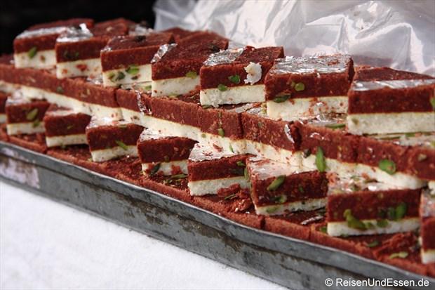 Süßigkeiten zum Diwali in Jaipur