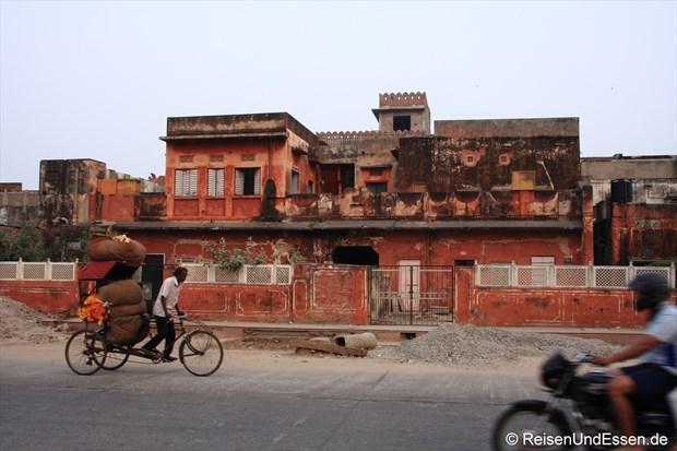 In der Altstadt von Jaipur