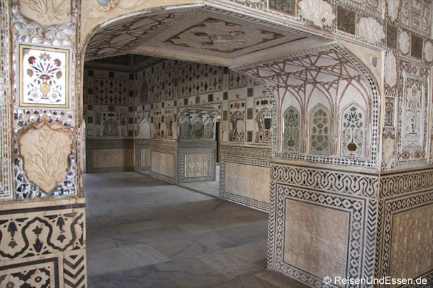 Spiegelsaal im Fort Amber