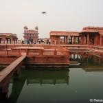 Die Geisterstadt des Moguls in Fatehpur Sikri