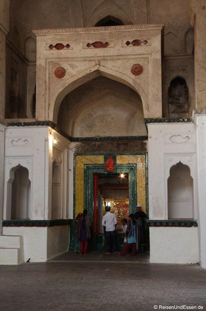 Chaturbhuj Tempel in Orchha