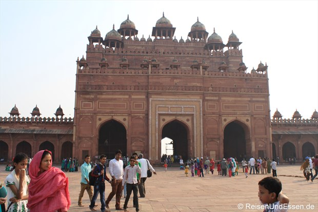 Eingangstor Buland Darwaza (Siegestor)