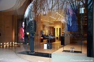 Sightseeing und Shopping in Düsseldorf