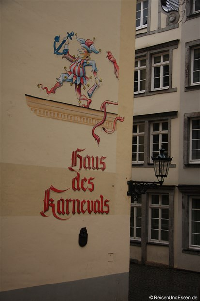 Haus des Karnevals