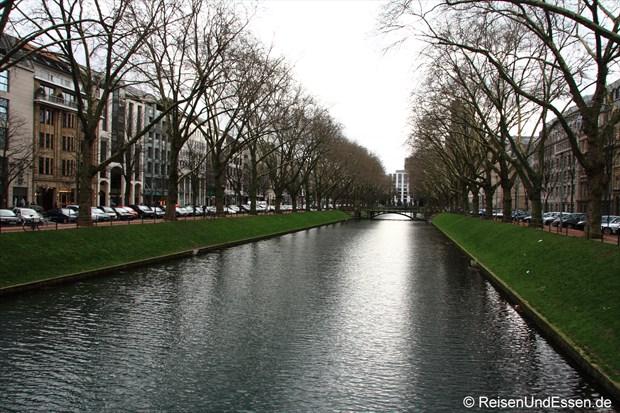 Kaiserkanal mit Königsallee