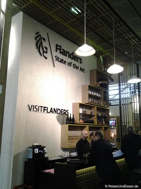 Meet & Greet bei Flandern auf der ITB 2014